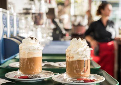 Warme Chocalademelk van Restaurant-Bar-Terras Villa Lago in Leidschendam