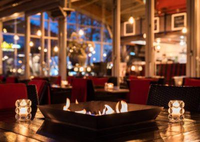 Sfeerbeeld van Restaurant-Bar-Terras Villa Lago in Leidschendam