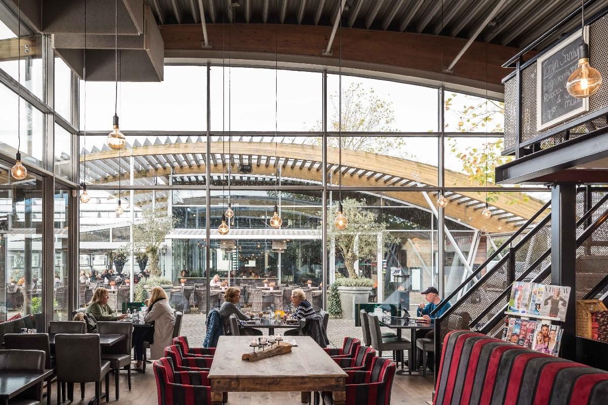 Restaurant Villa Lago in Leidschendam