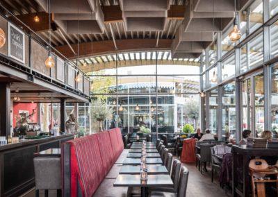 Restaurant-Bar-Terras Villa Lago in Leidschendam